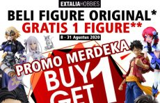 GIVE AWAY EXTALIA HOBBIES 29 AGUSTUS 2020